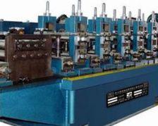 焊管机组应用过程